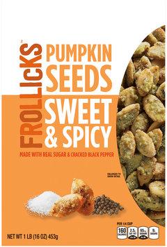 Frollicks™ Sweet & Spicy Pumpkin Seeds 16 oz. Bag