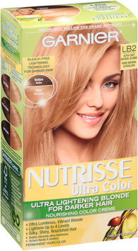 Garnier® Nutrisse® Ultra Color Kit, LB2 Ultra Light Natural Blonde