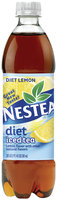 Nestea® Diet Lemon Iced Tea 20 fl. oz. Plastic Bottle