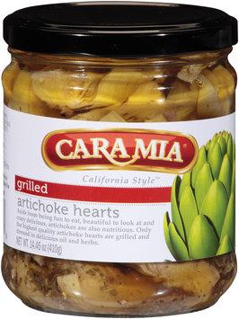 Cara Mia® California Style™ Grilled Artichoke Hearts 14.45 oz. Jar