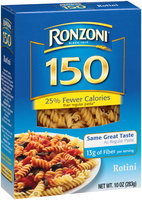 Ronzoni® 150 Rotini 10 oz. Box