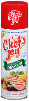 Chef's Joy™ Extra Virgin Olive Oil Non-Stick Cooking Spray 4.5 oz. Can