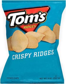 Tom's® Crispy Ridges Potato Chips 9 oz. Bag