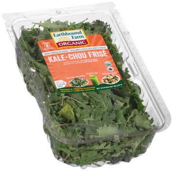Earthbound Farm® Organic Deep Green Blends Baby Kale