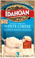 Idahoan® Italian Romano White Cheese Mashed Potatoes 4 oz. Pouch