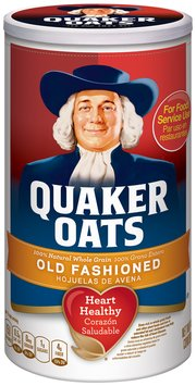 Quaker Oats® Old Fashioned Oats 42 oz. Canister