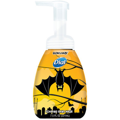 Dial® Glow in the Dark Bat Foaming Hand Wash
