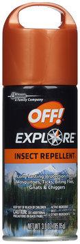 Off! Explore Insect Repellent 3 oz. Aerosol Can