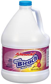 Schnucks Meadow Scent Liquid Bleach 96 Oz Jug