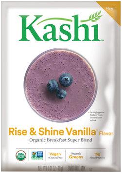 Kashi™ Rise & Shine Vanilla™ Flavor Organic Breakfast Super Blend Smoothie Mix
