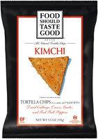 Food Should Taste Good® Kimchi Tortilla Chips