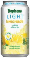Tropicana® Light Lemonade Flavored Juice Drink 12 fl. oz. Can