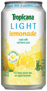 Tropicana® Light Lemonade Flavored Juice Drink