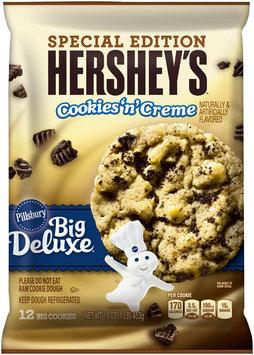 Hershey's Pillsbury Big Deluxe Cookies 'n' Creme
