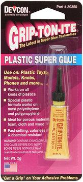 Devcon® Grip-Ton-Ite® Plastic Super Glue 2g Tube