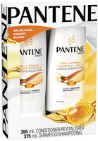 Pantene Pro-V Full & Strong Shampoo & Conditioner