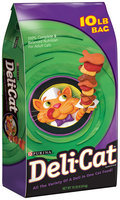 Purina Deli-Cat Cat Food 10 lb. Bag