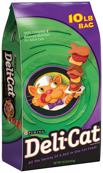Purina Deli-Cat Cat Food 10 lb. Bag