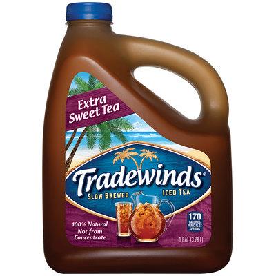 Tradewinds Extra Sweet Tea 1 gal. Plastic Jug