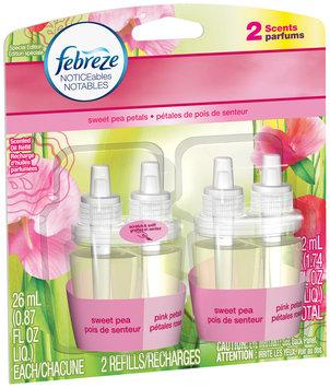 Noticeables Febreze Noticeables Sweet Pea Petals Air Freshener (2 Count, .87 Oz each)