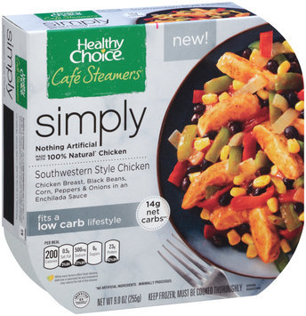 Healthy Choice® Cafe Steamers® Southwestern Style 9.0 oz. Bowl