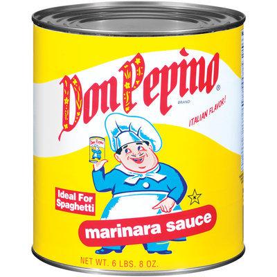 Don Pepino  Marinara Sauce 104 Oz Can