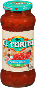 El Torito® The Original Restaurant Salsa Mild
