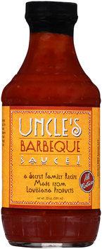 Uncle's Barbeque Sauce 20 oz. Bottle
