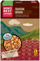 Mom's Best® Cereals Raisin Bran 22 oz. Box