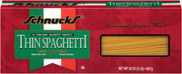 Schnucks® Thin Spaghetti Pasta 32 oz. Box