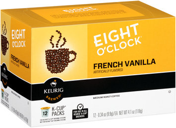Eight O'Clock® French Vanilla Medium Roast Coffee 12 ct K-Cup® Packs