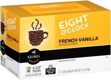 Eight O'Clock® French Vanilla Medium Roast Coffee 12 ct K-Cup® Packs