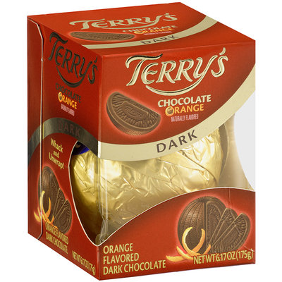 Terry's Dark Chocolate Orange