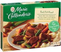 Marie Callender's® Beef Pot Roast 15 oz. Box