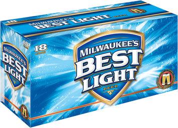 Milwaukee's Best Light 12 Oz Beer 18 Pk Cans