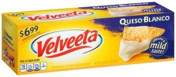 Velveeta Queso Blanco Cheese $6.99 Prepriced 32 oz. Box