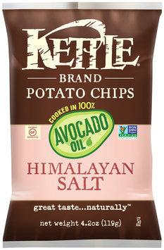 Kettle Brand Avocado Oil Himalayan Salt Potato Chips