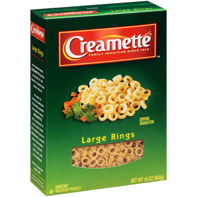 Creamette® Large Rings 16 oz. Box