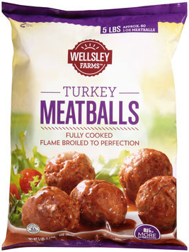 Wellsley Farms™ Turkey Meatballs