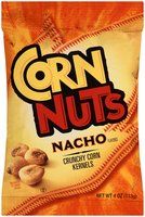 Corn Nuts Nacho Crunchy Corn Kernels 4 oz. Bag