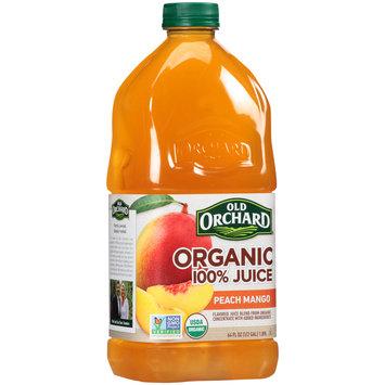 Old Orchard® Organic 100% Peach Mango Juice