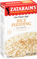 Zatarain's® Rice Pudding Mix 7 oz. Box