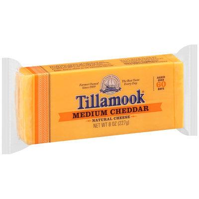 Tillamook® Medium Cheddar Cheese