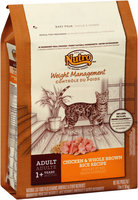Nutro® Weight Management Chicken & Whole Brown Rice Recipe 3 lb. Bag
