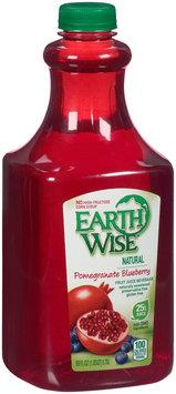 Earth Wise® Pomegranate Blueberry Fruit Juice Beverage 59 fl. oz. Bottle