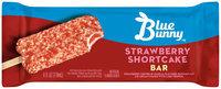 Blue Bunny™ Strawberry Shortcake Bar 4 fl. oz. Wrapper