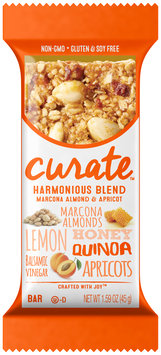 Curate™ Harmonious Blend Marcona Almond & Apricot Snack Bar 1.59 oz. Pack