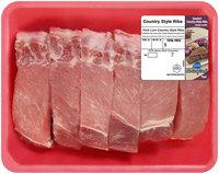 Farmland® Pork Loin Country Style Ribs Tray