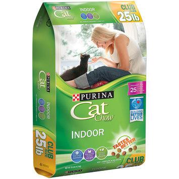 Purina Cat Chow Indoor Cat Food 25 lb. Bag