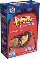 Gamesa® Lonchera® Emperador® Assorted Cookies 10 ct Box